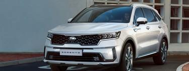 El nuevo Kia Sorento se luce antes de su presentación: madurez y tecnología para el SUV asiático de siete plazas
