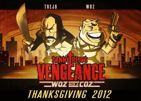 Danny Trejo's Vengeance: Woz hasta en la sopa