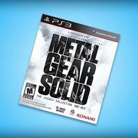 Revive la saga de 'Metal Gear' en esta colección con ocho juegos para PS3: disponible en Amazon México por tan solo 500 pesos