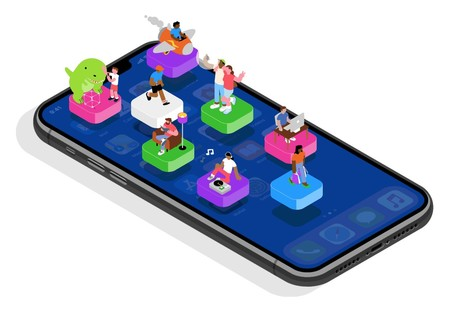 Apple celebra los diez años de la App Store
