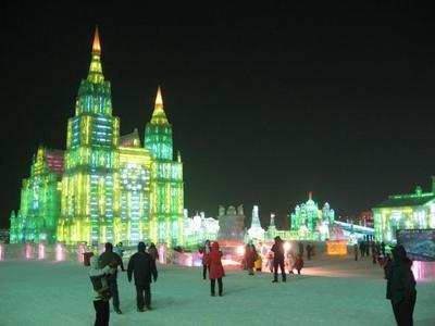 Datos prácticos para visitar el Festival Internacional de Hielo y Nieve de Harbin, China.
