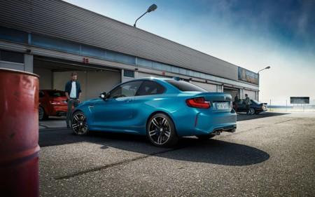 Estabas deseando ver al BMW M2 Coupé en movimiento en un vídeo y aquí lo tienes