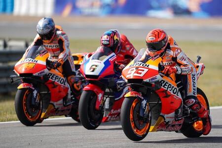 Marquez Bradl Espargaro Motogp 2021
