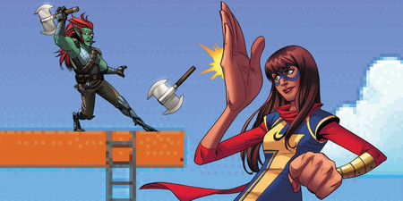 Ms Marvel 15 Ms Marvel Vs Troll Cover Marvel