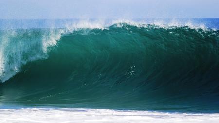 """Las olas son un buen agente """"atrapa-CO2"""": el océano parece almacenar más dióxido de carbono del que se estimaba"""