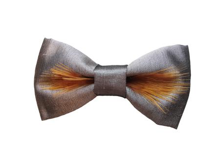 """Las """"feather bow-ties"""" de Henar Iglesias"""