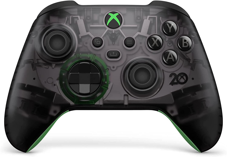 Microsoft Control Inalambrico Xbox - 20° Aniversario - Special Edition