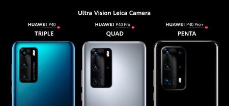 Huawei P40 Pro Plus Oficial Camaras