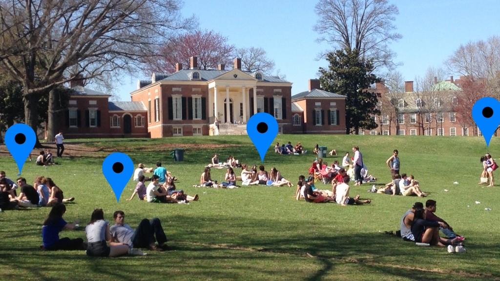 La Univ. de Purdue averiguó los lugares (y personas) favoritos de sus estudiantes sólo con analizar sus conexiones WiFi