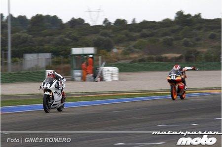 CEV Buckler 2011: histórica victoria de una Moto3 y mucha emoción en Valencia