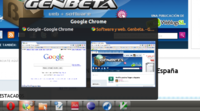 DockbarX, la barra de tareas de Windows 7 en GNOME