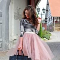 Las faldas de tul: el material que nos hace sentir como princesas