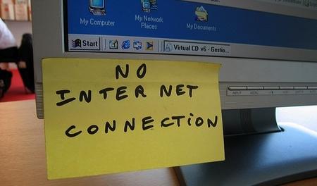 Trabajando en Internet sin conexión