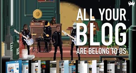 Los dioses estarán mirando, egocéntrico crítico de videojuegos. All Your Blog Are Belong To Us (CCLIX)