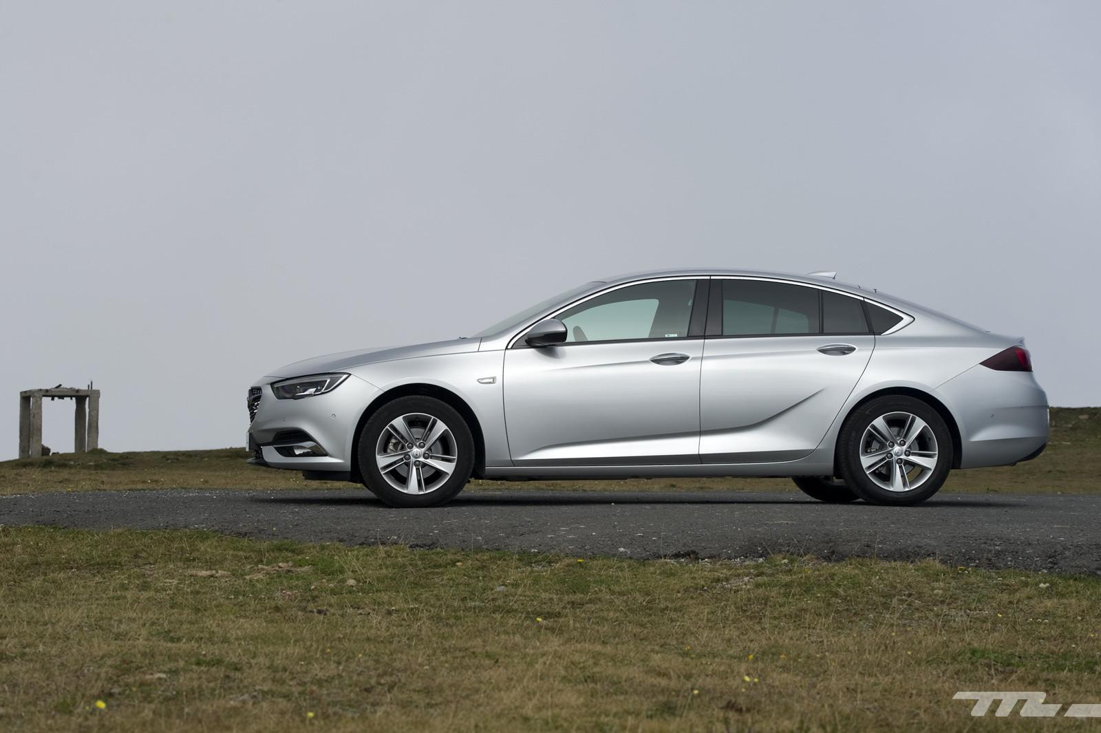 Foto de Opel Insignia Grand Sport, prueba (5/27)