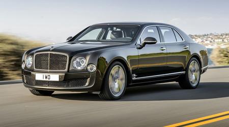 Bentley Mulsanne Speed 2014