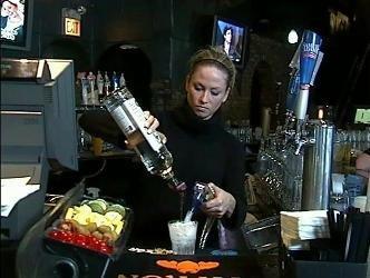 Control de la cantidad de bebida que se sirve