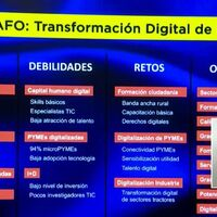 Un DAFO sin amenazas: estos son los puntos fuertes y débiles de España para la ansiada transformación digital según el Gobierno