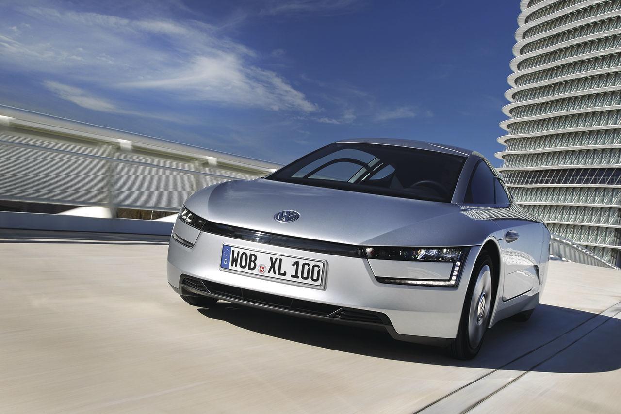 Foto de Volkswagen XL1 2013 (20/49)