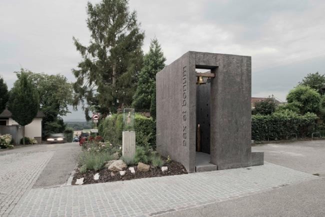 capilla minimalista 1