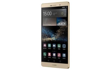 Huawei P8 Max Frente