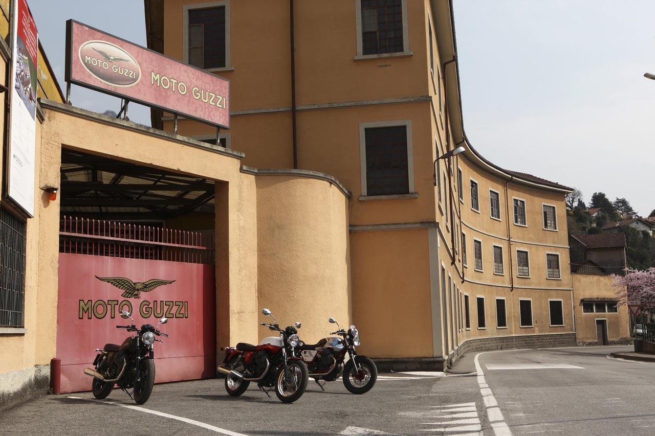 Foto de Moto Guzzi V7 gama 2012 (1/11)