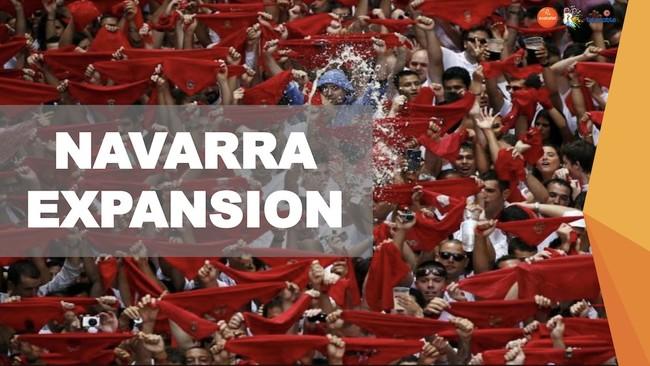 Navarra será el primer territorio a explorar