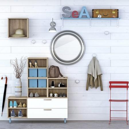 Adiós armario, adiós: opciones prácticas y decorativas para no necesitarlo