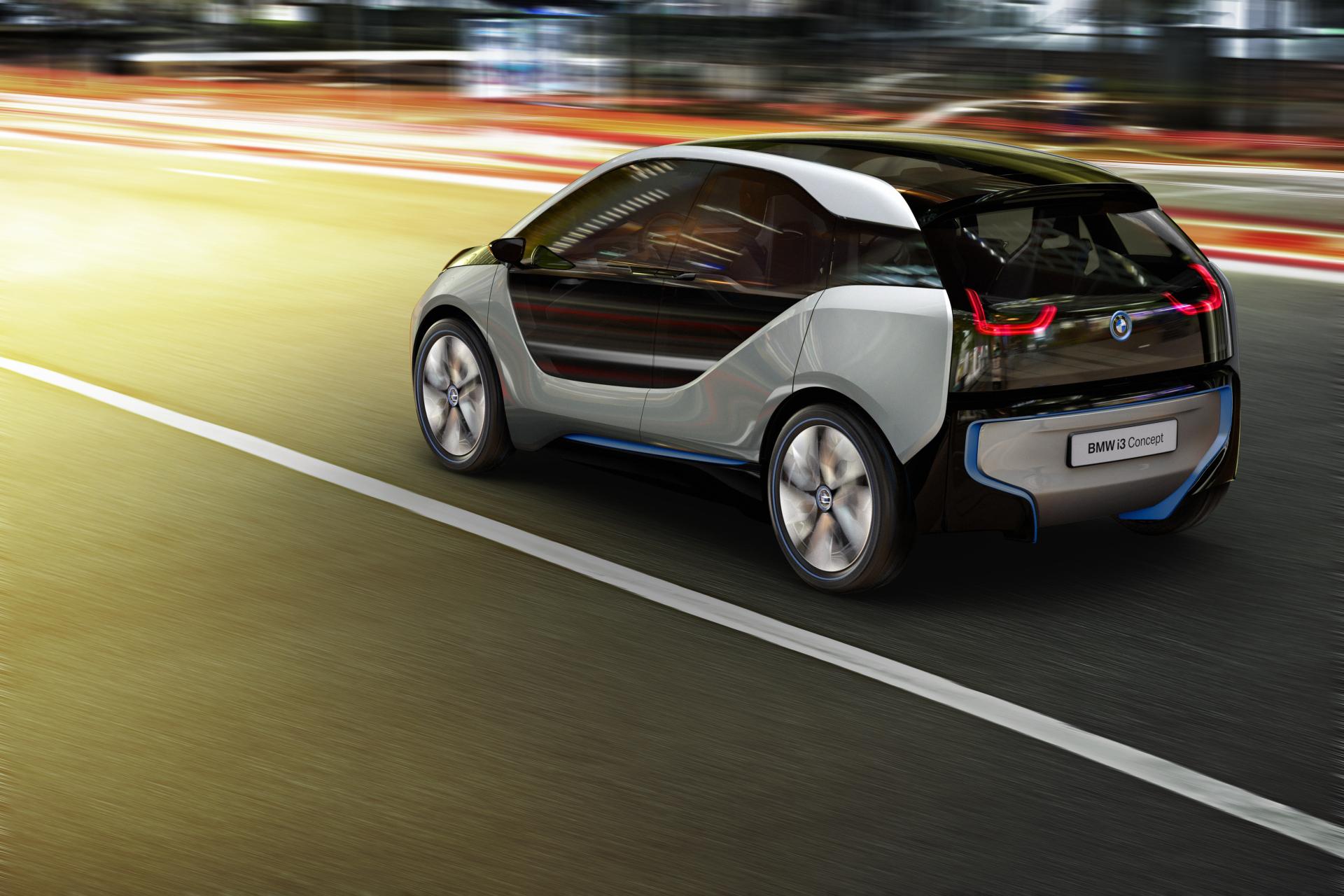 Foto de BMW i3 Concept (6/11)