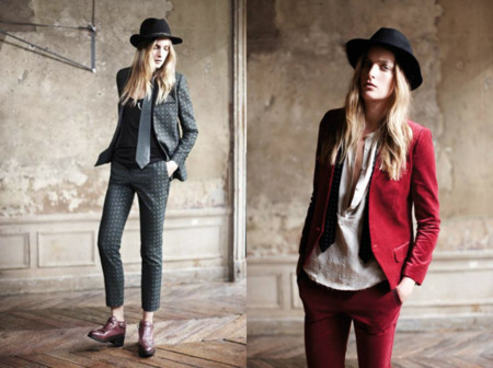 Zadig et Voltaire lookbook Otono/Invierno 2013-2014
