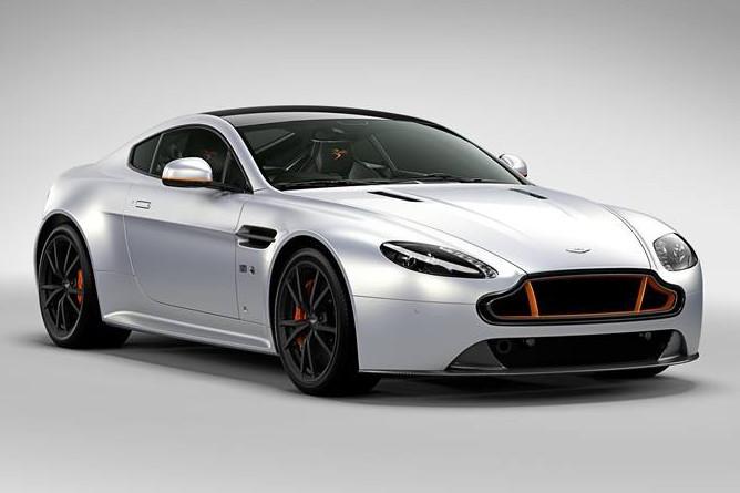Foto de Aston Martin V8 Vantage S Blades Edition (1/5)