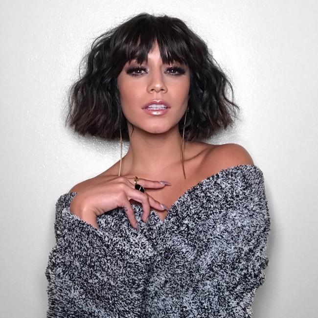 tendencias cortes de pelo melena cabello 2017 2018