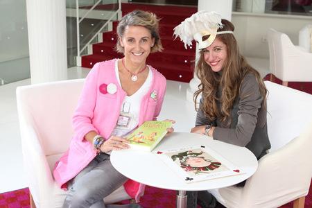 "Entrevista a Carla y a Guillermina Royo-Villanova, para preguntarles por ""La Fórmula Femenina"""