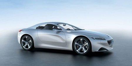 Peugeot presentará un nuevo prototipo basado en el SR1 Hybrid en el Salón de París