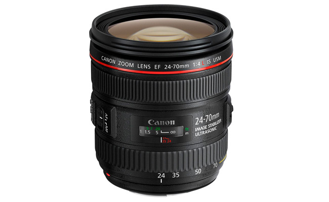 EF 24-70mm f4L IS USM