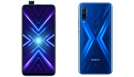 Honor 9X aterriza en México, este su precio y disponibilidad en México