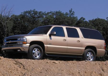 Chevrolet Suburban 2001 1280 03