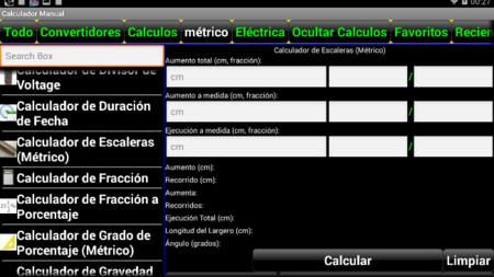 Calculador Manual
