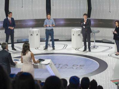 La estrategia de Atresmedia funciona y '7D: El debate decisivo' es un éxito de audiencia