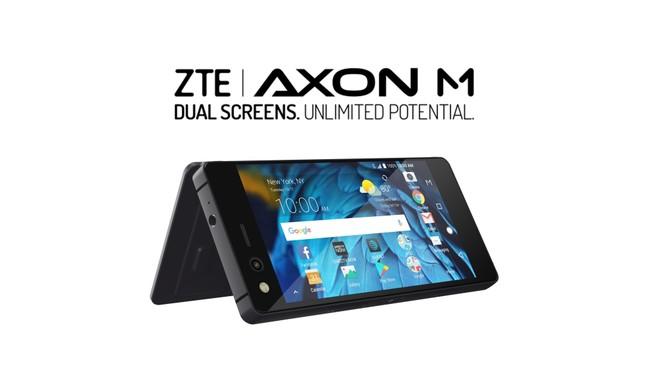 ZTE Axon M: doble pantalla plegable para conseguir el sueño de los móviles que se doblan