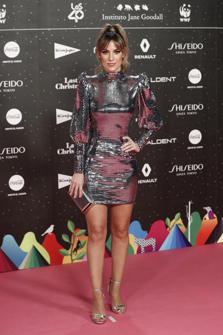 Alfombra Roja De Los 40 Principales Music Awards 8