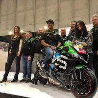 """Yonny Hernández: """"Estoy centrado en el WSBK, pero si tuviera una oferta de MotoGP no diría que no"""""""