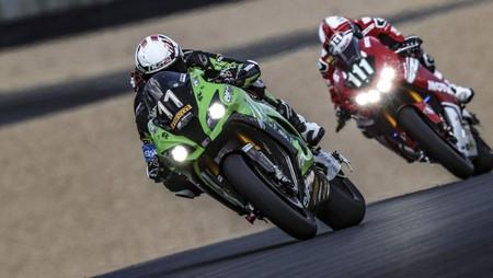 David Checa gana por tercera vez las 24 horas de Le Mans y quiere volver a ser el rey de la resistencia