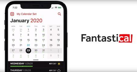 Ya está aquí el nuevo Fantastical: la app de calendario se vuelve gratuita, aunque añade un modelo de suscripción