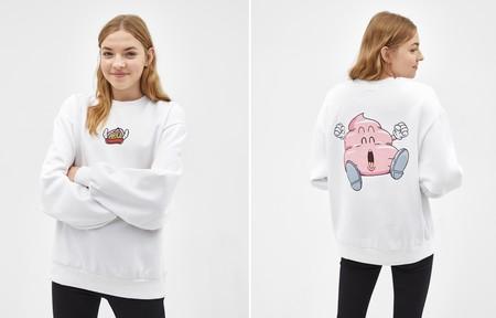 Bershka Snoopy Arale 04