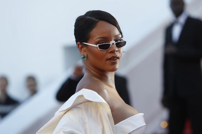 Rihanna y Bella Hadid protagonistas de la alfombra roja en el tercer día del Festival de Cannes 2017