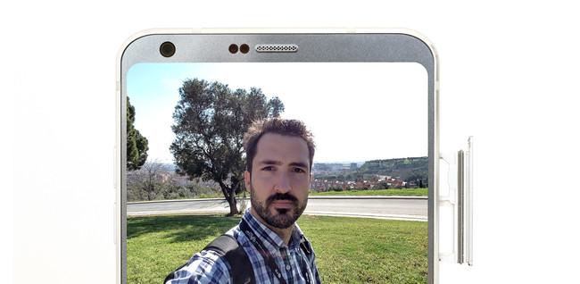 Ya disponible para los LG G6 el reconocimiento facial automático