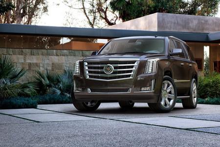 Cadillac presenta la Escalade 2015