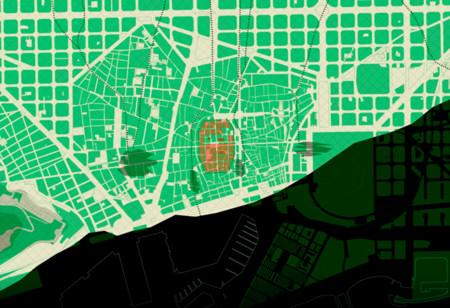 2.000 años de historia de Barcelona, contados en un fantástico mapa interactivo