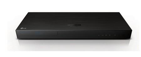 Blu-ray UHD LG